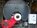 Kewanee Boiler, Limpsfield burner, Autoflame control