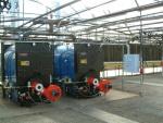 Hurst boiler, Limpsfield burner, Autoflame controls